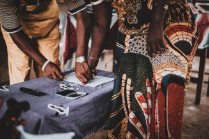 Fingerprint Sierra Leone